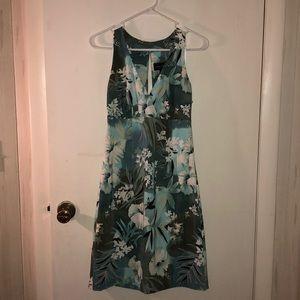 🔴 Floral Dress